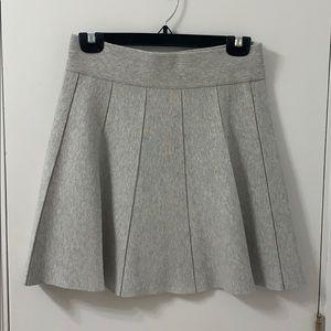 Club Monaco knit a-line skirt